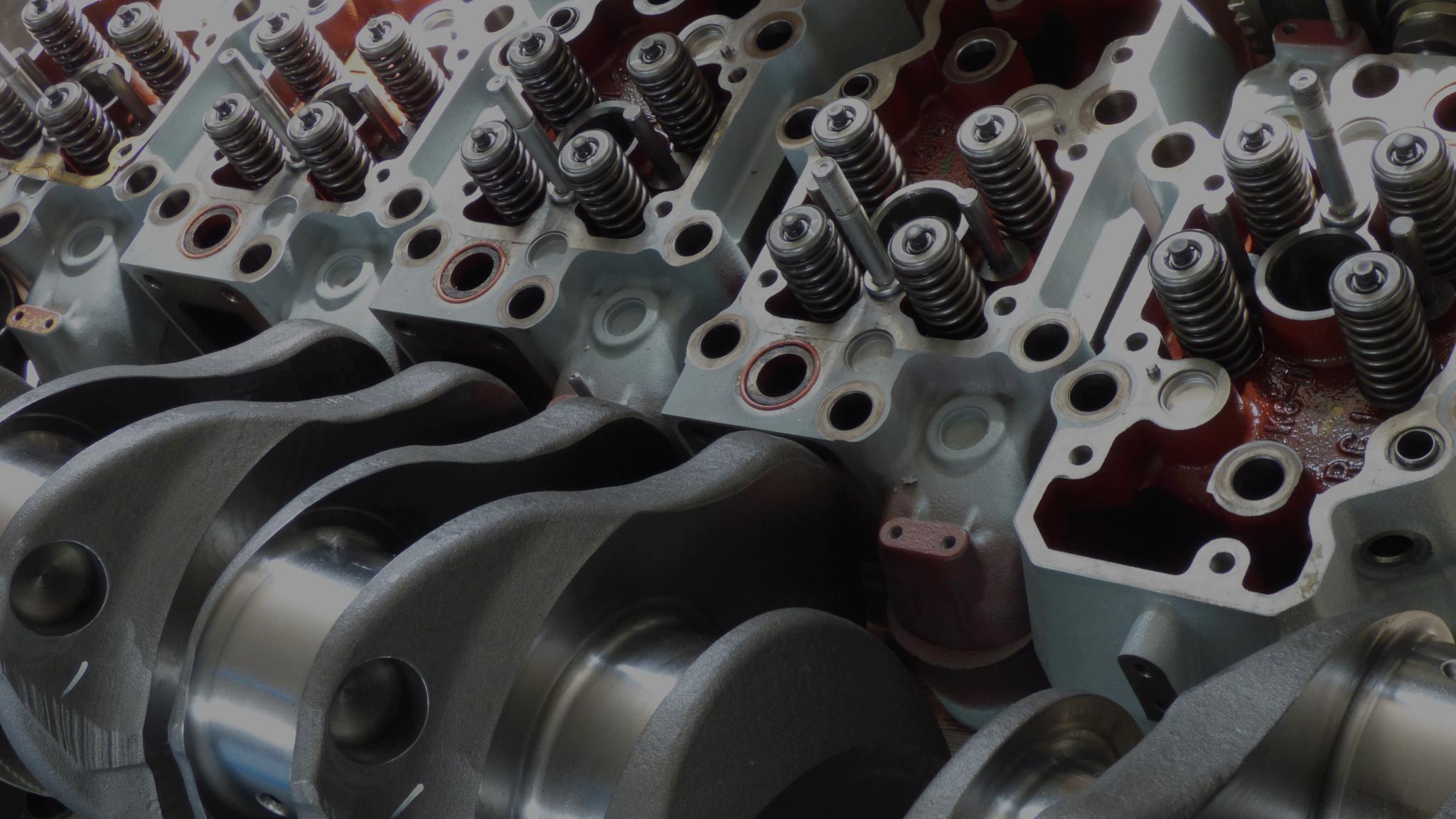 Assistenza Motori Diesel e Gas